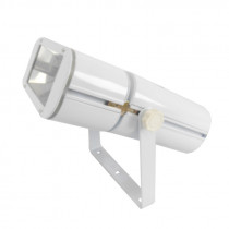 Proyector rectangular color blanco, pase RXTS/150W