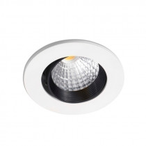 DOWNLIGHT REDONDO en aluminio 7W Ø90mm