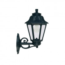 Farol pared colonial 6 caras IP55 1xE27 BISSO/ANNA