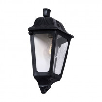 Farol pared colonial 3 caras transp.IP55 E27 IESSE