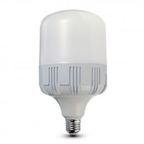 Lámpara LED modelo HIGH POWER tipo cilindro, 42W/ cálida