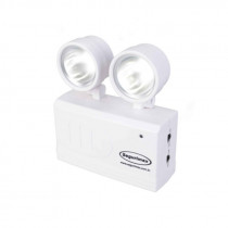 Luminaria LED con faroles ajustables, 200Lm